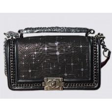 Chain Strap Cross Body Bag