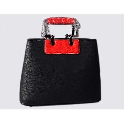 Leather Soft Stud Bag